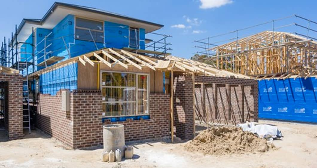Is construction competing with changing Australian weather conditions?
