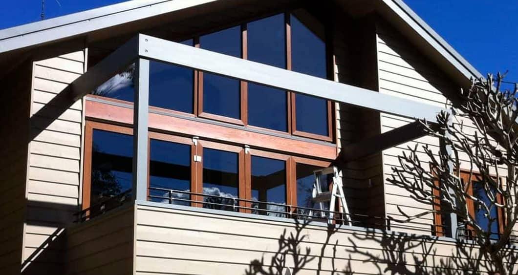 uPVC windows VS wood VS aluminium